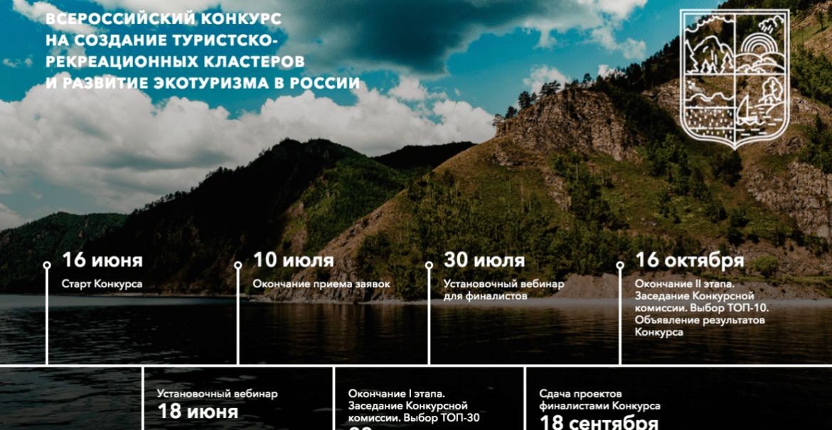 Voting for the best projects of the All-Russian competition for the development of ecotourism is in full swing