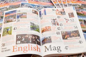 Englishmagazine Banner