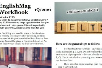 EnglishMag workbook 2021