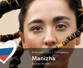 Manizha Russia Eurovision 2021