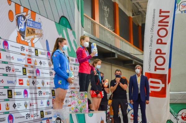 IFSC Youth World Champions 2021 inauguration